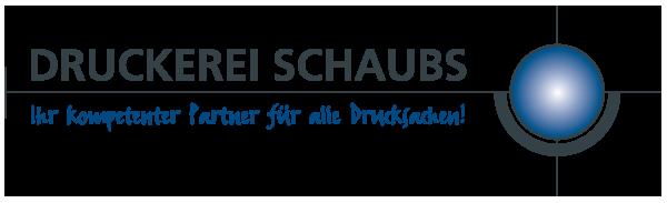 Druckerei Trier Schaubs